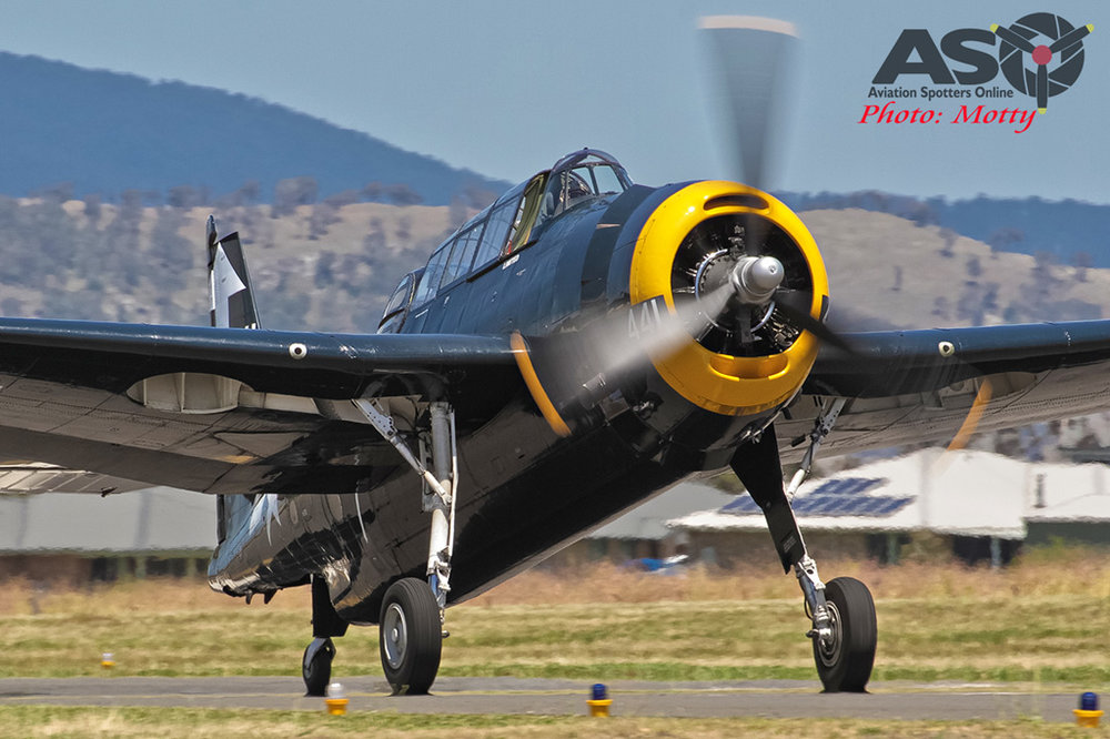 Mottys-Flight-of-the-Hurricane-Scone-2-6656-Avenger-VH-MML-001-ASO