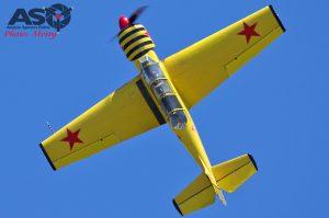 EXTREME AEROBATICS - YAK 52